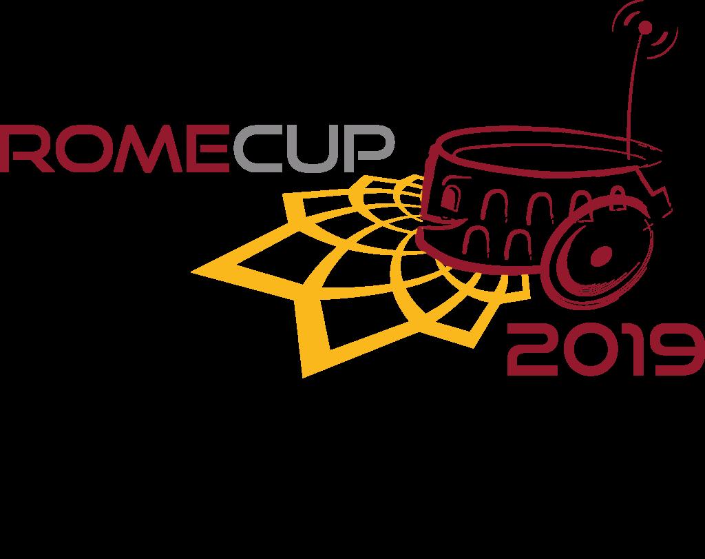 Logo Romecup 2019